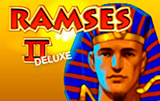 играть в новый игровой автомат Рамсес II Делюкс